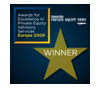 Awards for Excellence in Private Advisory Services, Europe